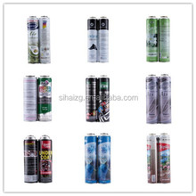 4 Color CMYK Printing Metal Tin Can Guangzhou Manafacturer