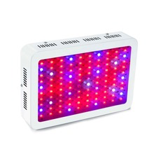 1000W Double Chip LED Grow Light Full Spectrum Red/Blue/White/UV/IR For Indoor Plant and Flower