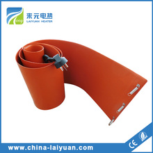 Water tank warm heater Drum Heater Silicone Rubber Pad Heater