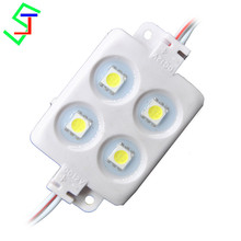 Low Price 1leds RGB Color 5050 led module china for advertising light/led sign bus