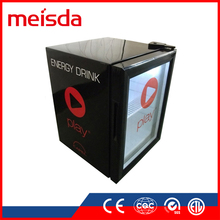 Hot sale SC21 refrigerated produce display cooler slim display cooler