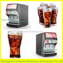 CE certificated beverage post mix dispenser with paypal accept