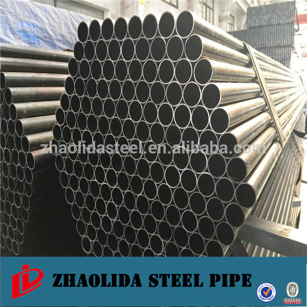 building materials ! erw welded carbon steel round pipe and tubes gr.b cement lined steel pipe