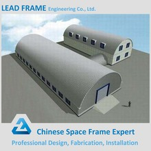 Steel Structure Factory Building Prefab Construction