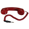 cell phone handset,rugged vandal proof corded handset