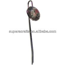 Fashion Round Bookmarks,Decorative Round Bookmarks Metal