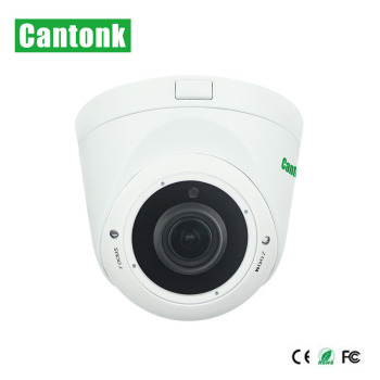 Cantonk High quality Sony 326 5MP AHD 2.8-12mm fixed Lens starlight CCTV dome Camera