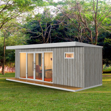 waterproof log cabins prefab house prefabricated luxury office for sale