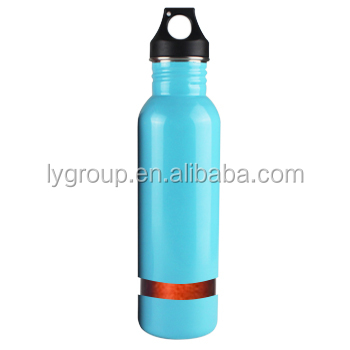 New Products 20oz stainless steel beer bottle cooler/portable wine bottle holder/coal cooler