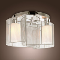 Buy Chrome and crystal semi flush light in China on Alibaba.com