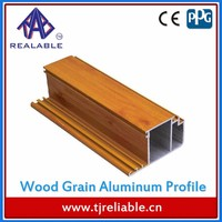 High Quality Kitchen 6060 6061 6063 6082 Grade Anodized aluminium Partition Profile