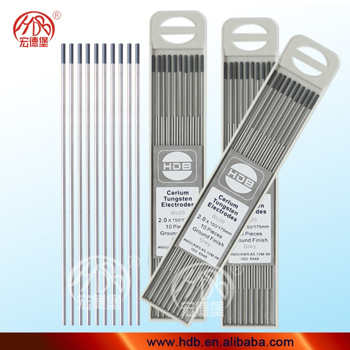 HDB industry Industry product tungsten electrodes price