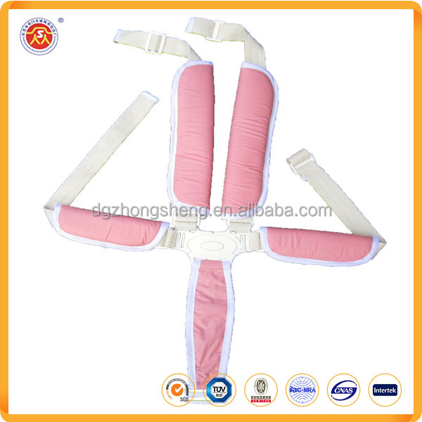 New Products 5 points baby high chair safety belt for hot sale