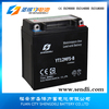 12V5AH free maintenance lead acid mf motorcycle battery 12 volt batteries with high quality 12V5-3B
