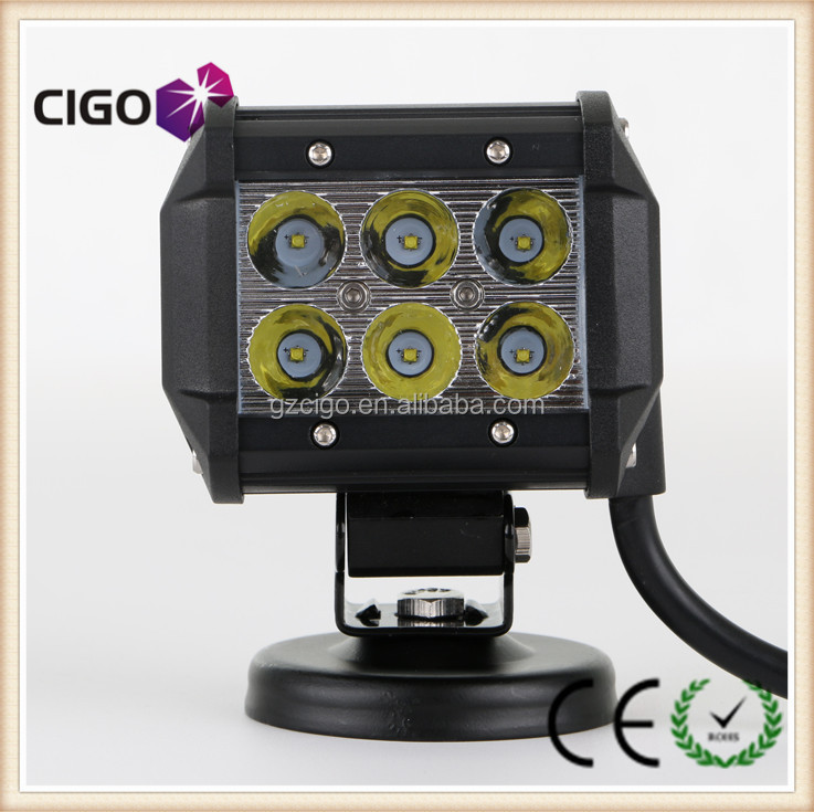 New product 4x4 led work light bar