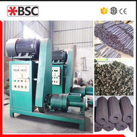 Factory direct supply sawdust charcoal briquette machine