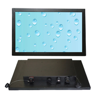 19 inch 1000 nits industrial ip65 waterproof monitor for boat
