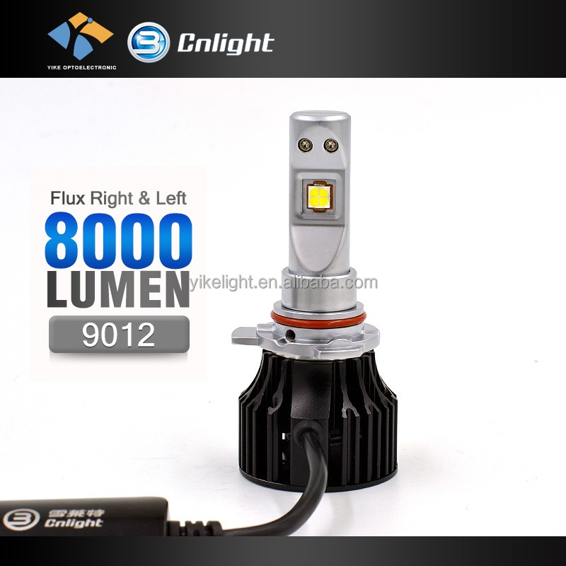 Top quality high power headlights 35w canbus all in one h1 h4 h7 h11 9012 for cars 35w 8000 lumen super white bulb 9012 hir2