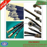 SAE 100 R2AT High pressure hydraulic rubber hose in cost price