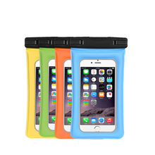 New Product Waterproof Phone Case, Universal Dry Pouch Outdoor Cell Phone Floating Bag with Straps for iPhone