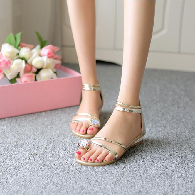 zm40982a 2016 summer new design girl sandals latest ladies summer fashion toe thong sandals new model women sandals
