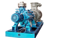 Water supply plant horizontal multiple-stage sewage centrifugal pump