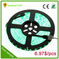 smart magic remote control rgb 5050 smd led strip light 60 led/m DC12V