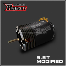 Rocket 540 5.5T 1~2S LIPO 2ROTOR series shaft 3.175mm hall sensor brushless motor