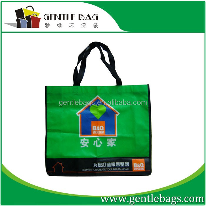 used bottle non-woven shopping bag Zhejiang Wenzhou