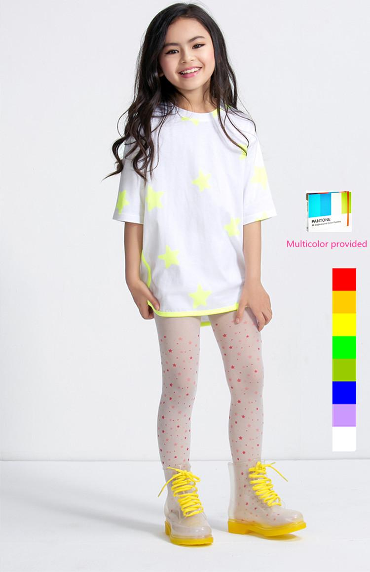 children girl in transparent tights bulk wholesale ultra