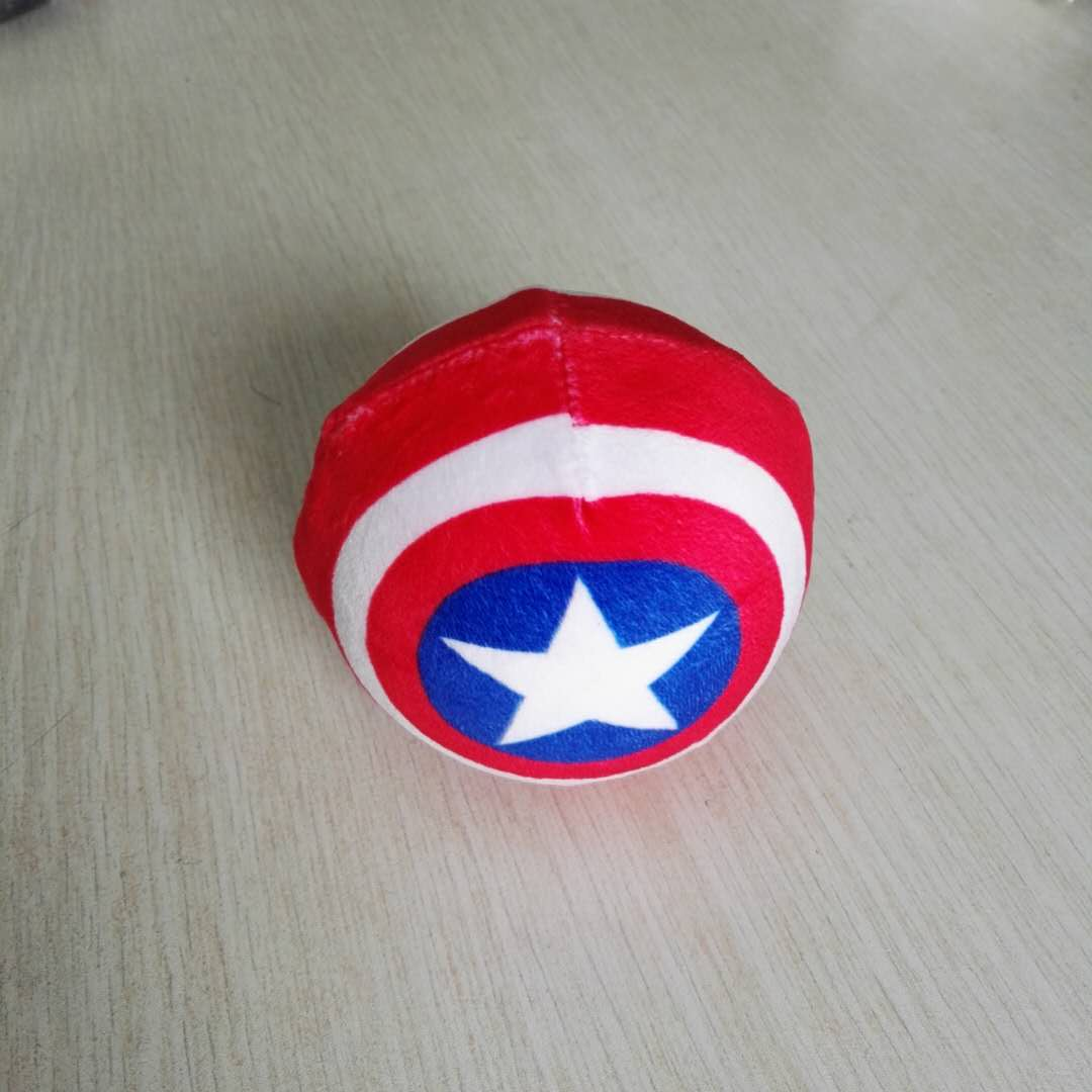 Custom plush toy anti stress ball PU foam