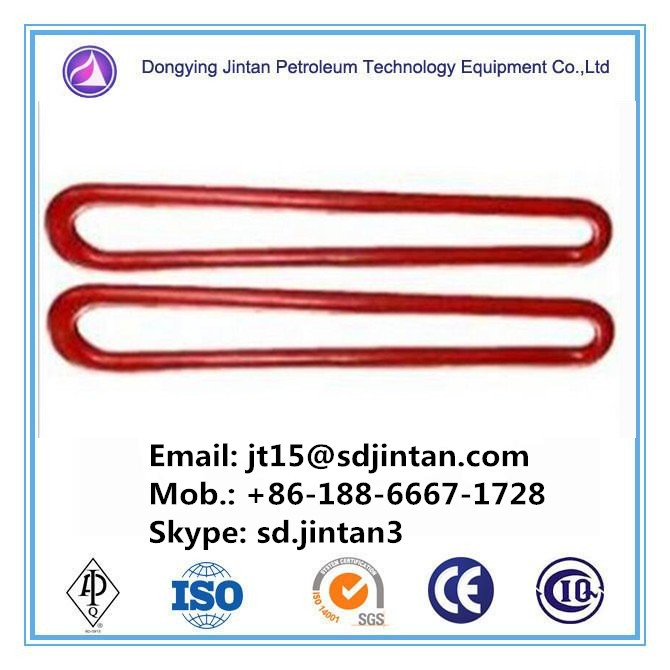 Type SH Double arm elevator links/lifting ring for oil well drilling
