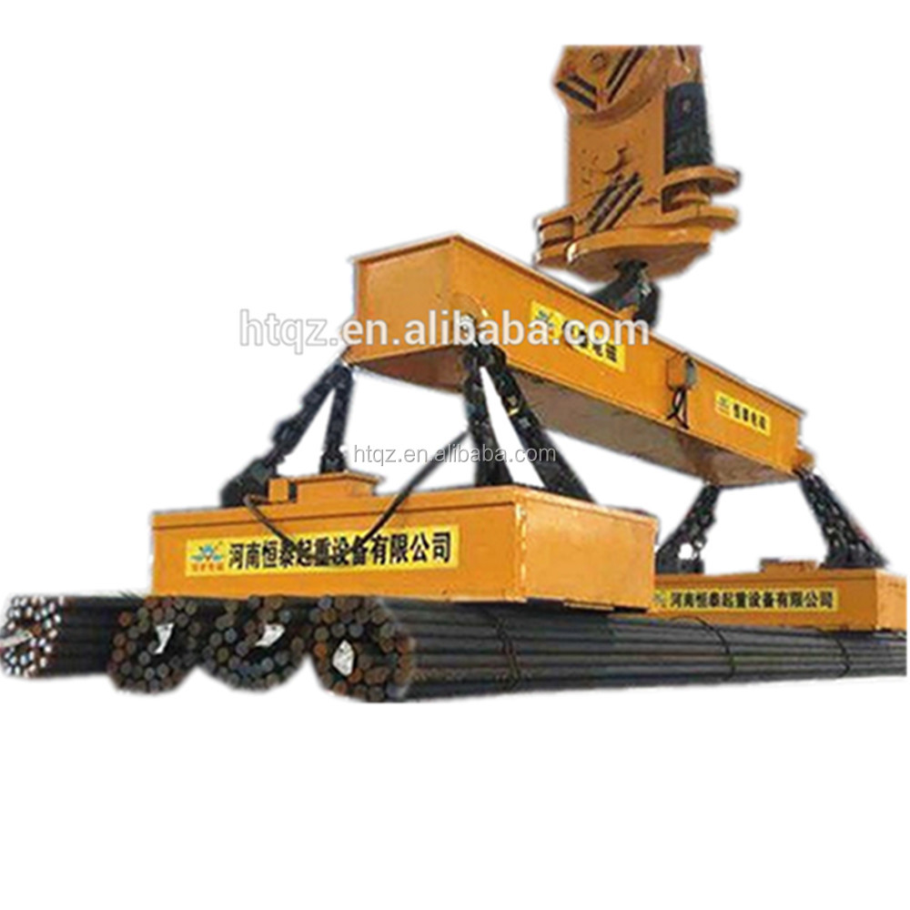 Series MW84 350 type lifting magnet for handling steel plates