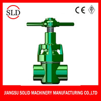 High Pressure Stem Mud Gate Valve