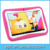 "2016 Best selling 7"" Android 5.1 study education kids learning pc tablet"