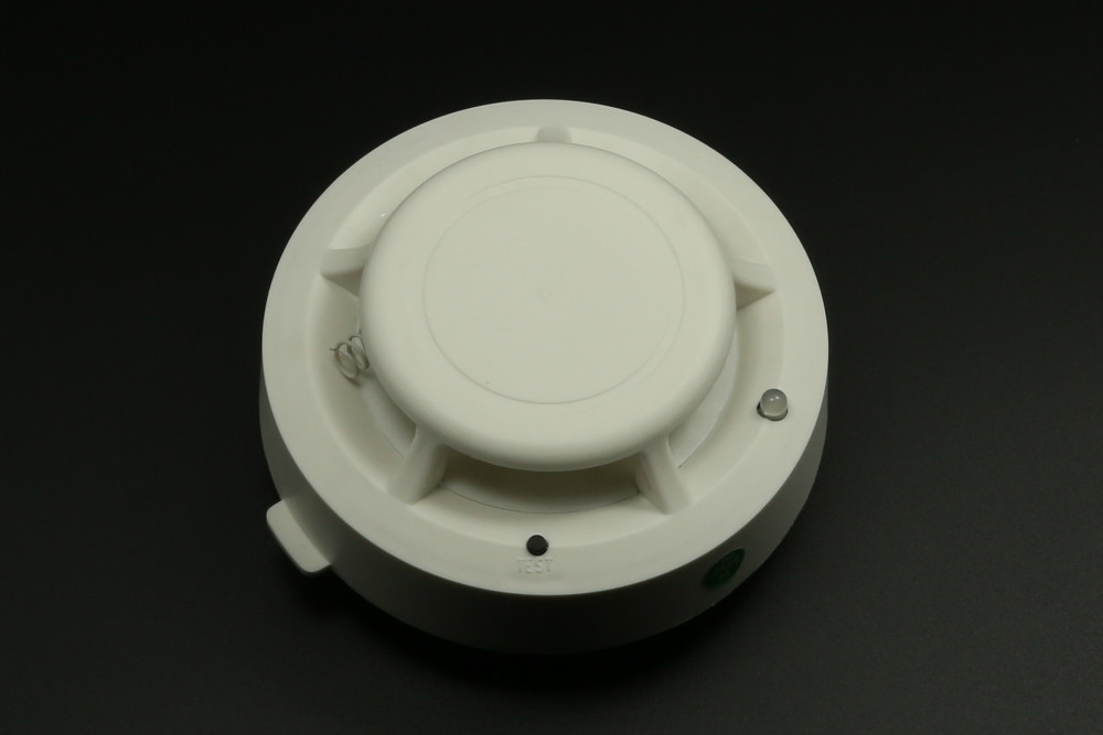 Us electric insect proof optical smoke detector