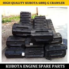 MANUFACTURE OF HIGH QUALITY KUBOTA 688Q COMBINE HARVESTER CRAWLER FOR SALE