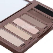 Professional 6 Color Nude Eye Shadow Eyeshadow Palette Fashion