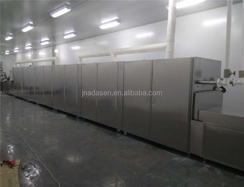 New products microwave drying and sterilizing machine for semen coicis