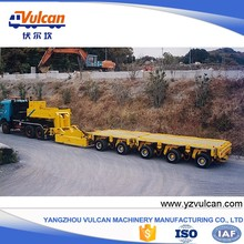 High Quality Requested Multi-Axle Modular Trailer (Customized)