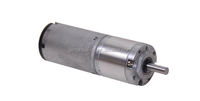 12 VOLT dc geared motor with 25mm gearbox