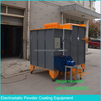 COLO-S-1517 Powder Coating Equipment Paint Booths