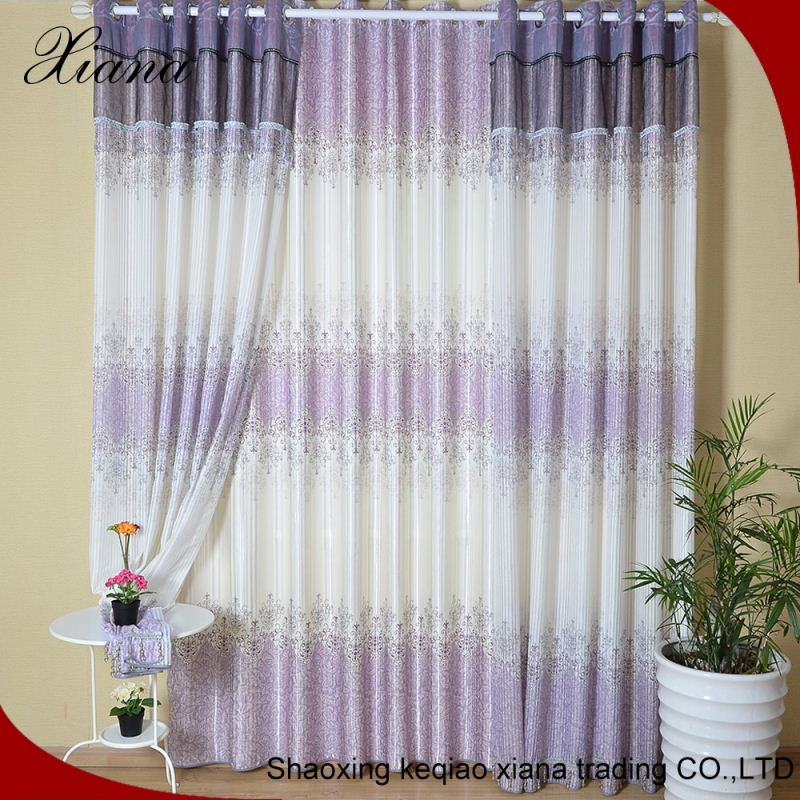 Hotel curtains crochet lace curtains pattern