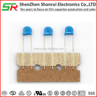 ceramic super capacitor 6kv 0.01uf for television