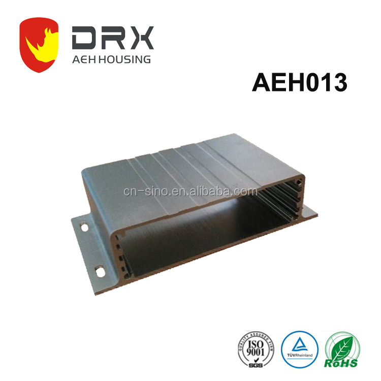 High Quality Aluminum Electronic Enclosure Metal Box