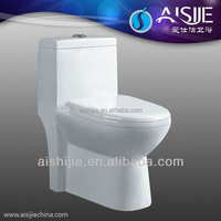 A3105 Bathroom Ceramic Sanitary ware Toilet Siphonic Toilet Pots