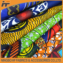 100% cotton real wax african wax prints fabric