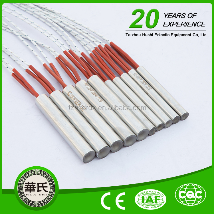Professional Plastic Processing Hot Selling Fast Heating Cartridge Heater