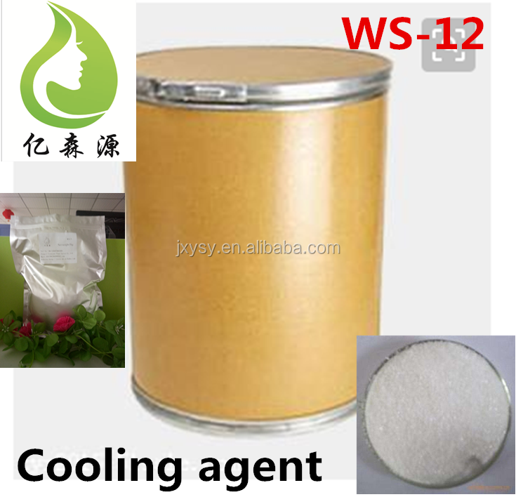 Coolest Cooling Agent WS-12 Extracted From The Mint Leaves Cooling Agent ws-23