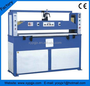 XYJ-3 series hydraulic plane leather shoe making machines